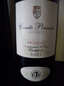 Comte de Pirenne 2001